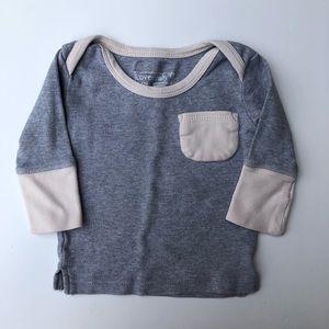 L'ovedbaby | grey top